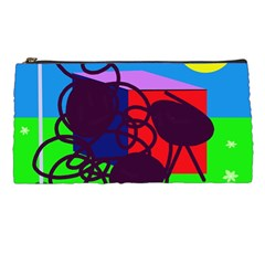 Sunny Day Pencil Cases by Valentinaart
