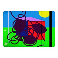 Sunny Day Samsung Galaxy Tab Pro 10 1  Flip Case by Valentinaart