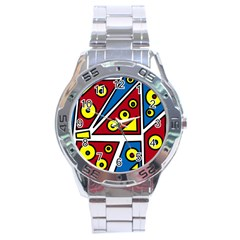 Life Is Beautiful Stainless Steel Analogue Watch