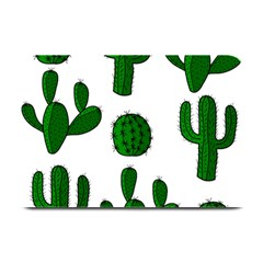 Cactuses Pattern Plate Mats by Valentinaart