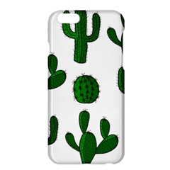 Cactuses Pattern Apple Iphone 6 Plus/6s Plus Hardshell Case by Valentinaart