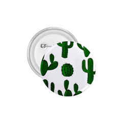 Cactuses Pattern 1 75  Buttons by Valentinaart
