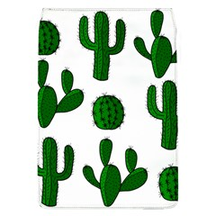 Cactuses Pattern Flap Covers (l)  by Valentinaart