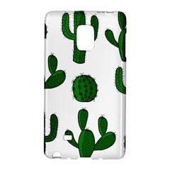 Cactuses Pattern Galaxy Note Edge