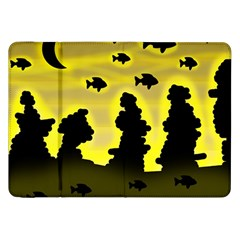 Khazar s Dream  Samsung Galaxy Tab 8 9  P7300 Flip Case by Valentinaart