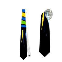 Colorful Bang Neckties (two Side)