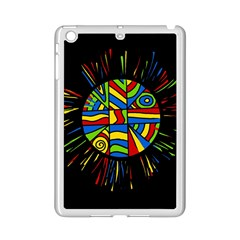 Colorful Bang Ipad Mini 2 Enamel Coated Cases