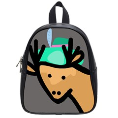Deer School Bags (small)