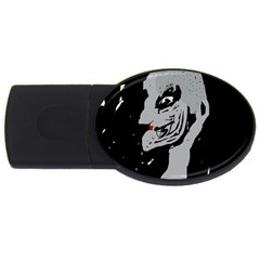 Horror Usb Flash Drive Oval (4 Gb)