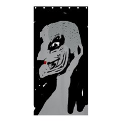 Horror Shower Curtain 36  X 72  (stall)  by Valentinaart