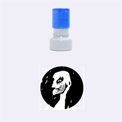 Horror Rubber Round Stamps (small)