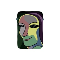 Lady Apple Ipad Mini Protective Soft Cases by Valentinaart