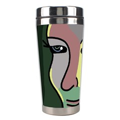 Lady Stainless Steel Travel Tumblers by Valentinaart