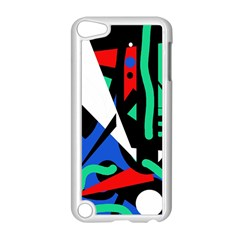 Find Me Apple Ipod Touch 5 Case (white) by Valentinaart