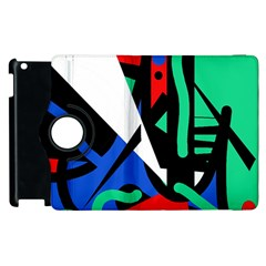 Find Me Apple Ipad 2 Flip 360 Case