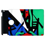 Find me Apple iPad 2 Flip 360 Case Front