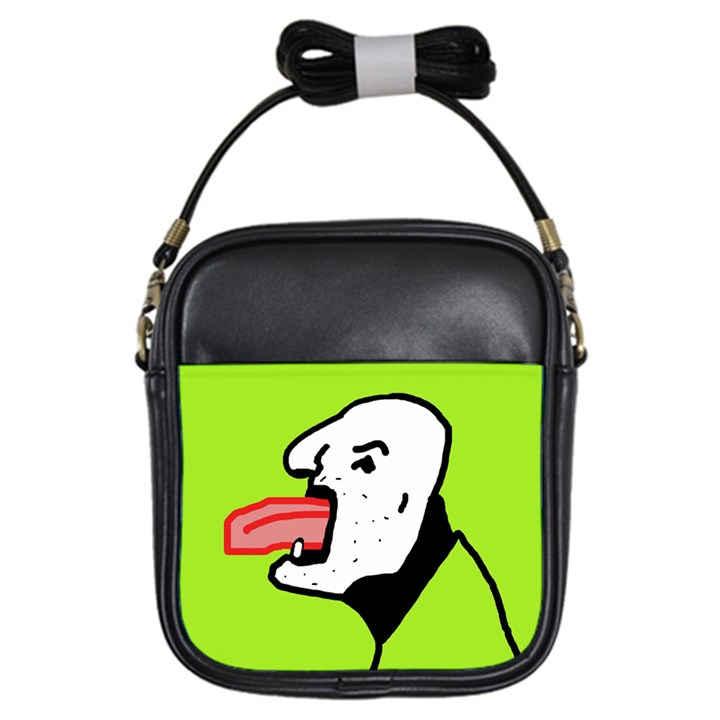 Protrusion  Girls Sling Bags