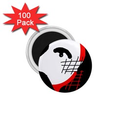 Revolution 1 75  Magnets (100 Pack)