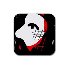 Revolution Rubber Coaster (square)  by Valentinaart