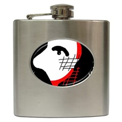 Revolution Hip Flask (6 Oz) by Valentinaart