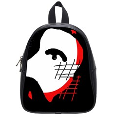 Revolution School Bags (small)  by Valentinaart