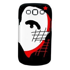 Revolution Samsung Galaxy S Iii Classic Hardshell Case (pc+silicone) by Valentinaart