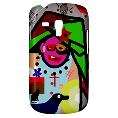 Quarreling Samsung Galaxy S3 Mini I8190 Hardshell Case by Valentinaart