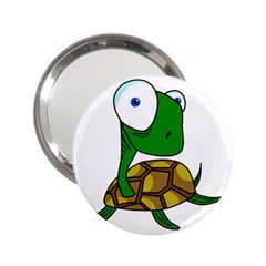 Turtle 2 25  Handbag Mirrors by Valentinaart