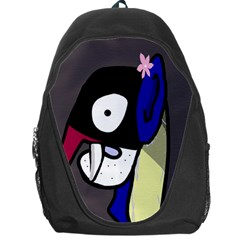 Monster Backpack Bag