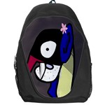 Monster Backpack Bag Front