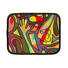 Colorful Dream Netbook Case (small)