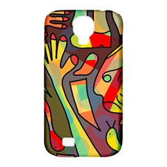 Colorful Dream Samsung Galaxy S4 Classic Hardshell Case (pc+silicone) by Valentinaart