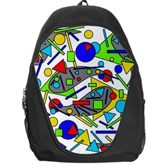 Find It Backpack Bag by Valentinaart