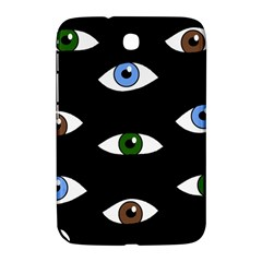 Look At Me Samsung Galaxy Note 8 0 N5100 Hardshell Case  by Valentinaart