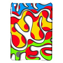 Colorful Graffiti Ipad Air Hardshell Cases