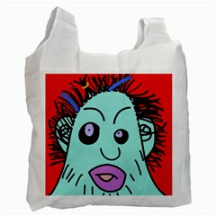Caveman Recycle Bag (one Side)