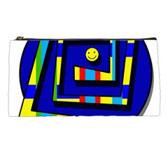 Maze Pencil Cases by Valentinaart