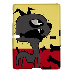 Angry Little Dog Samsung Galaxy Tab S (10 5 ) Hardshell Case  by Valentinaart