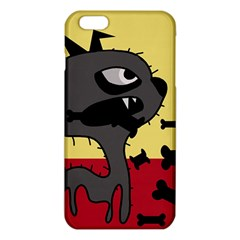 Angry Little Dog Iphone 6 Plus/6s Plus Tpu Case by Valentinaart