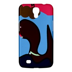 Sea Monster Samsung Galaxy Mega 6 3  I9200 Hardshell Case by Valentinaart