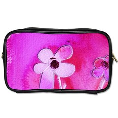 Floralpi Toiletries Bags 2 Side by artistpixi
