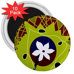 Big Bang 3  Magnets (10 Pack)