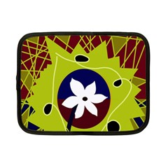 Big Bang Netbook Case (small)  by Valentinaart