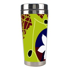 Big Bang Stainless Steel Travel Tumblers by Valentinaart