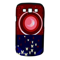 Techno  Samsung Galaxy S Iii Classic Hardshell Case (pc+silicone) by Valentinaart