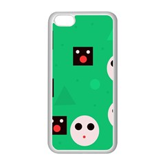 Audience  Apple Iphone 5c Seamless Case (white) by Valentinaart