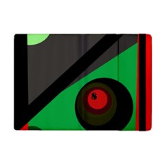 Billiard  Apple Ipad Mini Flip Case by Valentinaart