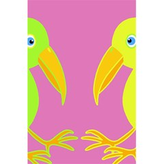 Parrots 5 5  X 8 5  Notebooks