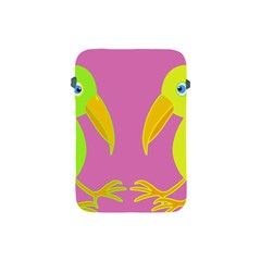 Parrots Apple Ipad Mini Protective Soft Cases by Valentinaart
