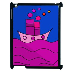 Boat Apple Ipad 2 Case (black)